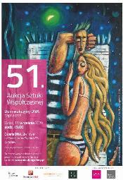 51. Aukcja Sztuki Współczesnej w Galerii DNA