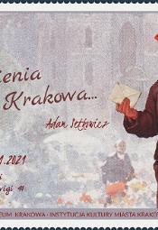 Pozdrowienia z Krakowa. Adam Setkowicz