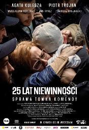 25 lat niewinności. Sprawa Tomka Komendy - premierowo w Multikinie