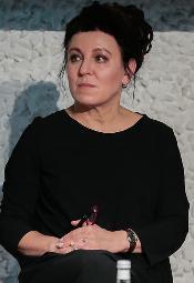 Jesień we Wrocławiu: Konferencja prasowa Olgi Tokarczuk