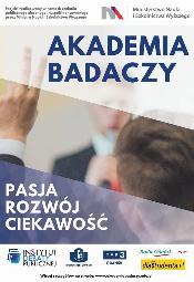 """""""Akademia Badaczy"""" Instytutu Debaty Publicznej"""