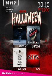 NMF: Maraton horrorów na Halloween w Multikinie