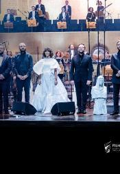 """Czułe struny"" Natalii Kukulskiej koncert on-line"