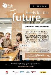 Seeds for the Future 2020 - koniec zapisów