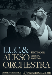 L.U.C. & AUKSO ORCHESTRA / feat. RAH!M - on-line