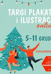 Pierwsze Targi plakatu i ilustracji online