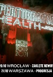 Perturbator + Health + Author & Punisher