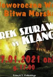 XII Noworoczna Wokalna Bitwa Morska - koncert bezpłatnie online