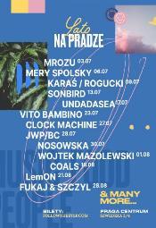 Lato na Pradze 2021: Wojtek Mazolewski