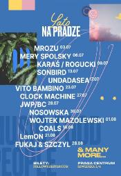 Lato na Pradze 2021: Fukaj & Szczyl