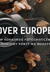 Discover Europe 2021 - termin nadsyłania zgłoszeń