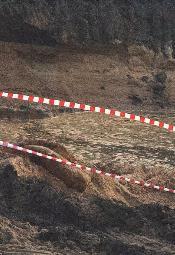 Bomba na Popowicach - ewakuacja mieszkańców