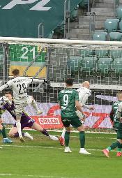 Śląsk Wrocław - Legia Warszawa 0:1