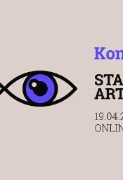 Startup Art. #2021 - konferencja inaugurująca