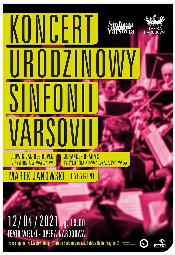 Koncert urodzinowy Sinfonii Varsovii - Online