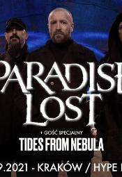 Paradise Lost + Tides From Nebula
