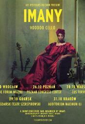 Imany - Voodoo Cello