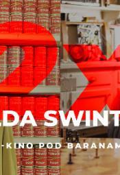 2 x Tilda Swinton w E-Kinie Pod Baranami