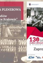 130 lat studiów rolniczych w Krakowie - wystawa plenerowa