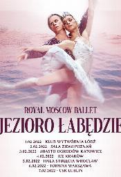 The Royal Moscow Ballet: Jezioro Łabędzie