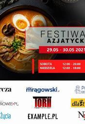 Festiwal Azjatycki w Mrągowie