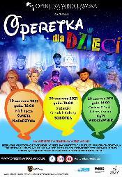 Operetka Wrocławska dla Dzieci