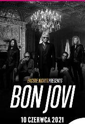 Koncert Bon Jovi na dużym ekranie w Multikinie