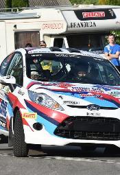 Rally ®emaitija 2021