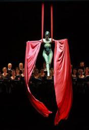 Carmina Burana na Noc Teatrów