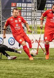 Amp Futbol Cup: Polska - Izrael 11:0