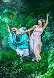 Los Mimos - pokazy plenerowe spektaklu