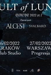 Cult of Luna + Alcest, Svalbard