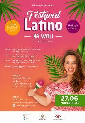 Tropikalny Festiwal Latino w Warszawie