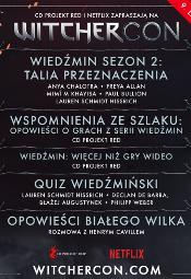 WitcherCon - globalne święto uniwersum Wiedźmina