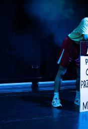XVII Międzynarodowy Festiwal Tańca Zawirowania - dzień trzeci: Moritz Ostruschnjak