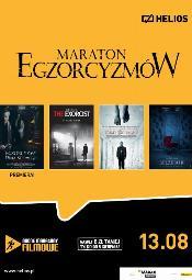 Maraton Egzorcyzmów w kinach Helios Aleja Bielany i Magnolia Park