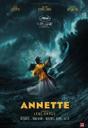 Annette - pokazy przedpremerowe w DCF