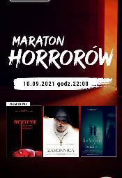 NMF: Maraton horrorów w Multikinie