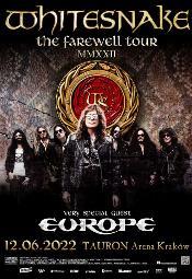 Whitesnake, Europe