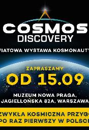 COSMOS DISCOVERY 2021