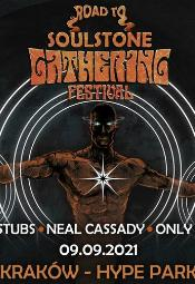Road to Soulstone Gathering: The Stubs + Neal Cassady, Only Sons