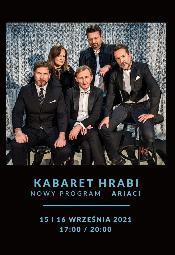 """Kabaret HRABI """"Ariaci"""""""
