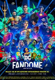DC FANDOME - wyjątkowe, wirtualne wydarzenie dla fanów DC