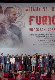 Furioza - uroczysta premiera z udziałem aktorów i twórców
