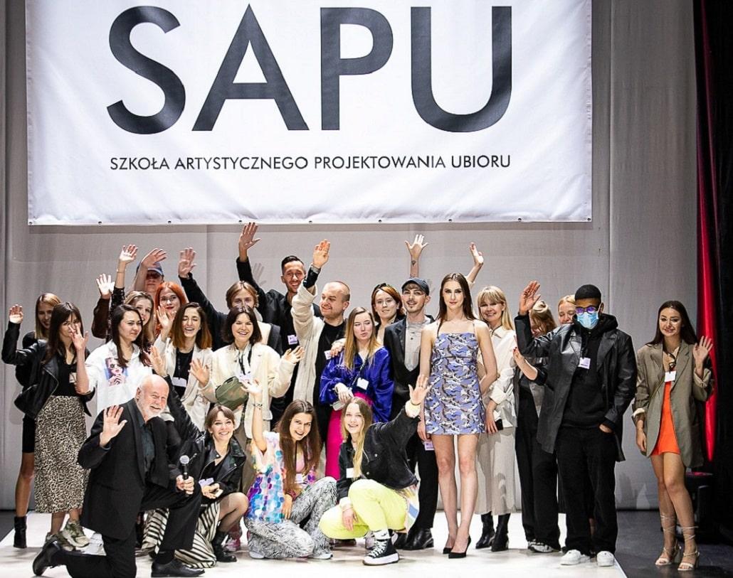 Pokaz dyplomowy SAPU