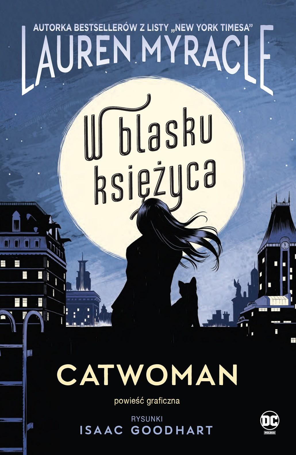 Komiks Catwoman: W blasku księżyca DC