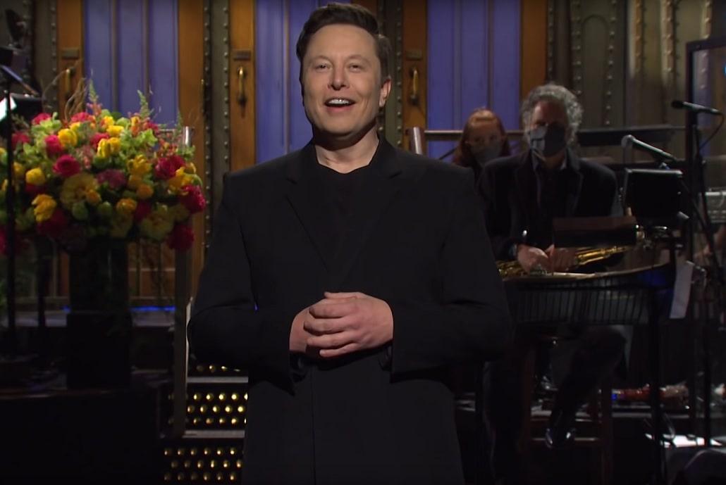 Elon Musk w SNL