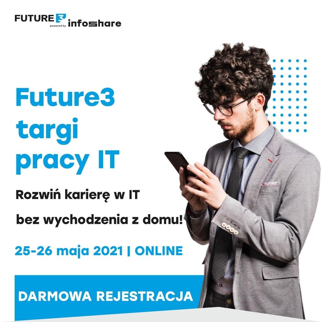 Plakat informacyjny IT Future3