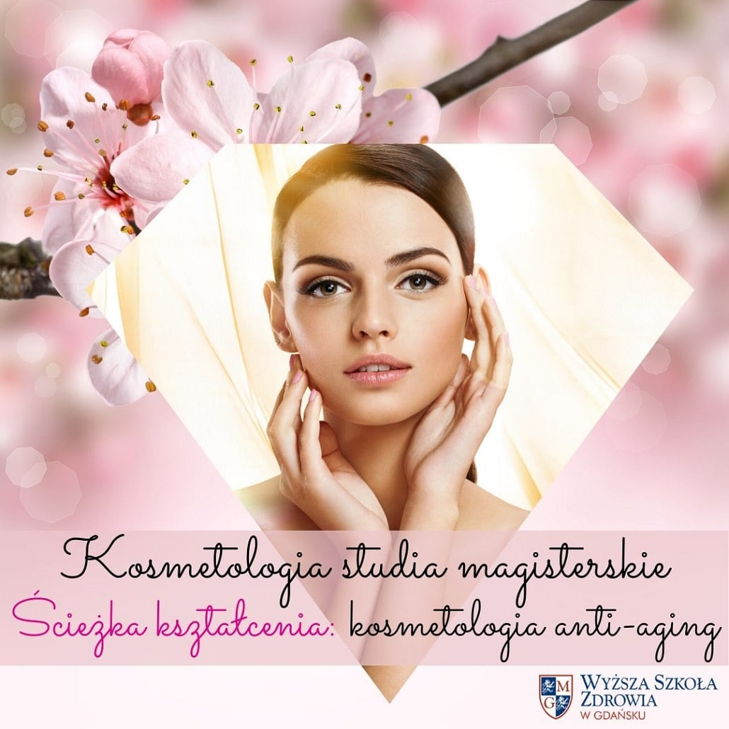 Kosmetologia studia magisterskie w Wyższej Szkole Zdrowia w Gdańsku