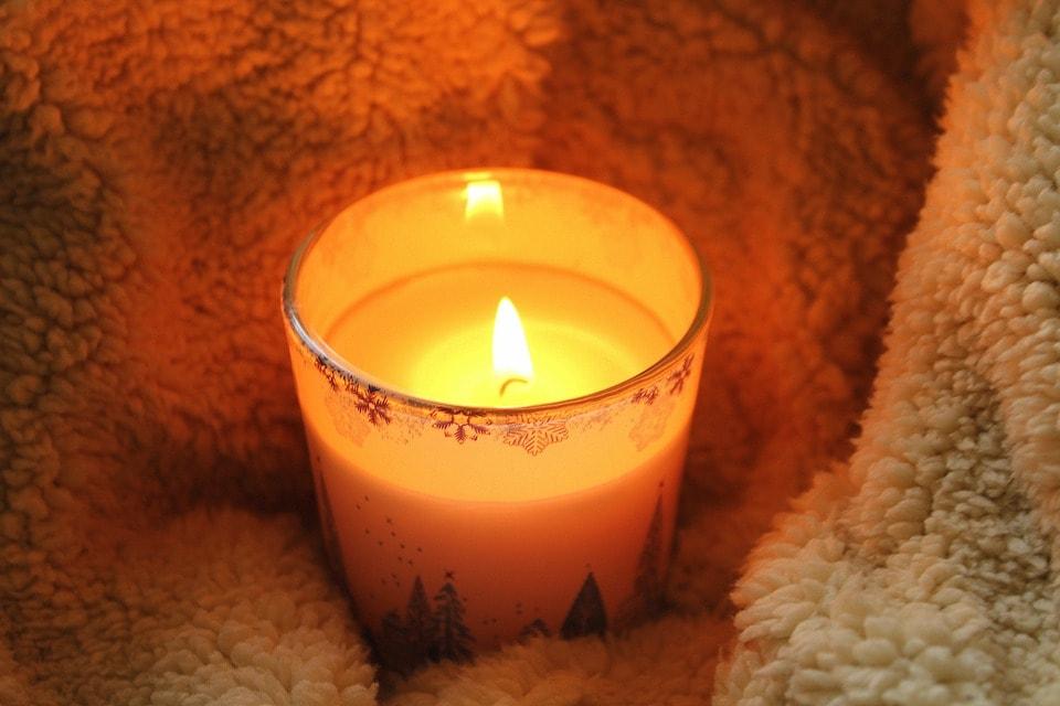 Świeczka zapachowa